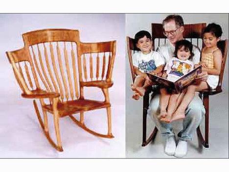 családi karos szék