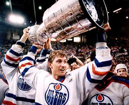 Híres hokisok - Wayne Gretzky