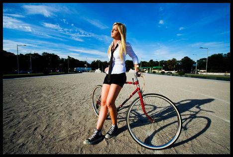 Biciklis háttérkép 3