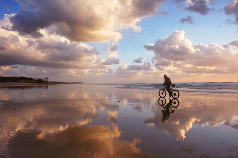 Biciklis háttérkép 5