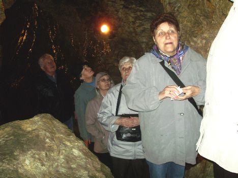 Ismerkedés a Pálvölgyi Barlang kincseivel. 17