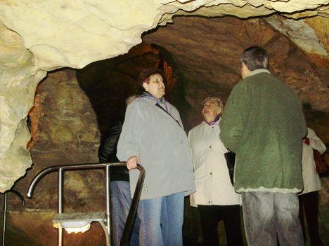 Ismerkedés a Pálvölgyi Barlang kincseivel. 51