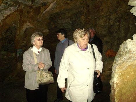 Ismerkedés a Pálvölgyi Barlang kincseivel. 62