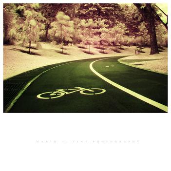 Kerékpár háttérkép