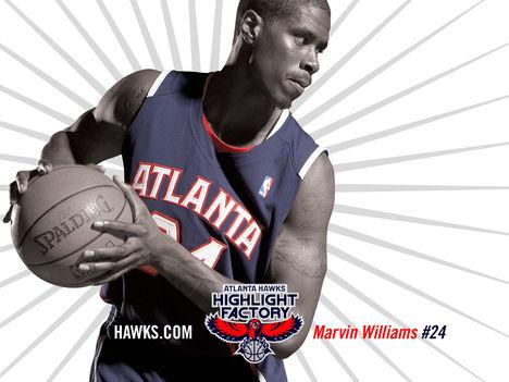 NBA háttérkép Hawks 4