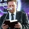 Oberfrank Pál színész a Gospel Festiválon