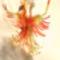 Tűzmadár, a halhatatlan szerelem jelképe3