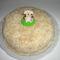 Dió torta bögretészta receptből