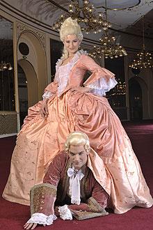 Madam Pompadur főprobáján az Operett szinházban 12