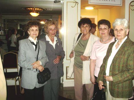 Madam Pompadur főprobáján az Operett szinházban 20