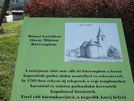 Rábaszentmiklósi  Szent Miklós Körtemplom112