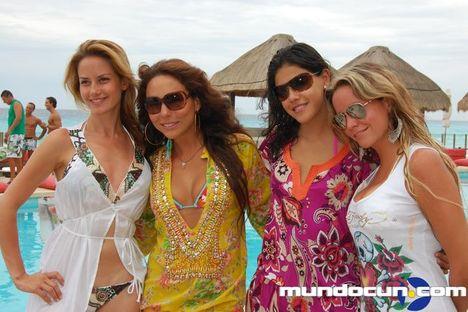 Atair Jarabo_ Ursula Monserrat_ Beatriz Ibarra y Georgina Salgado