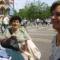 Majálison a Városligetben 2010 Május 1-én