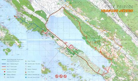 Bicikli-térkép