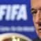 Foci VB 2010 - Joseph S. Blatter FIFA gyanúsan hallgatja az újságírói kérdést