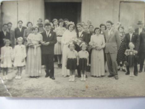 1955. Esküvő