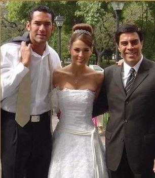 Alejandro, Maribel, Cayetano