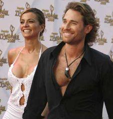 Sebastian Rulli és felesége