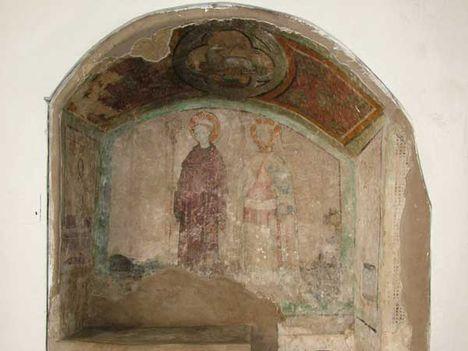 6 freskó