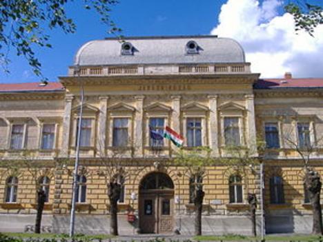A makói városi bíróság épülete
