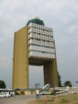 az új irányítótorony