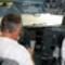 ferihegy belülről Malév Boeing pilóta