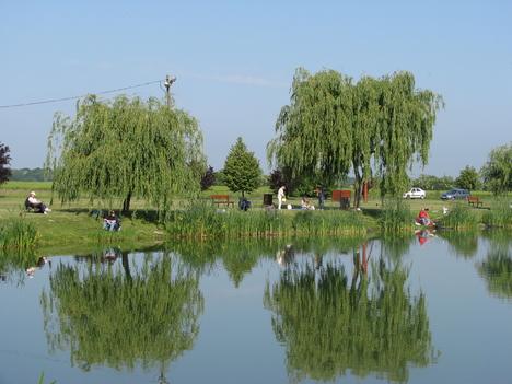 2008.05.24. Stettni - tó