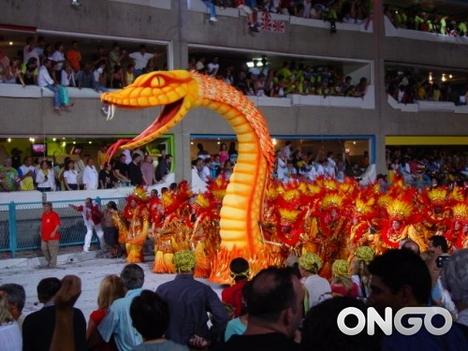 rió karnevál