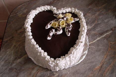 Sziv torta 1