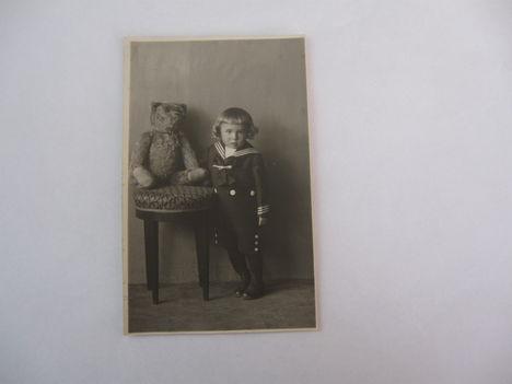 1930 körüli gyerek portré