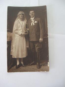 Esküvő 1925.
