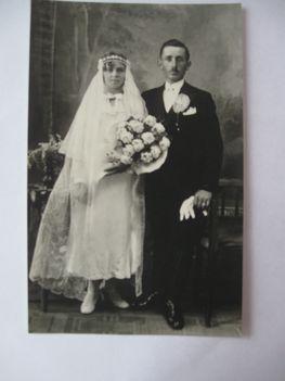 Esküvő 1935