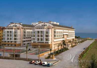 Hedef Resort Hotel*****