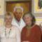 Ibolya néni a legidősebb 5ről6rát végzett hallgató