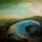 Halom (80 x 110) akril - vászon
