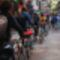 Lányok a biciklin Kyotóban 1