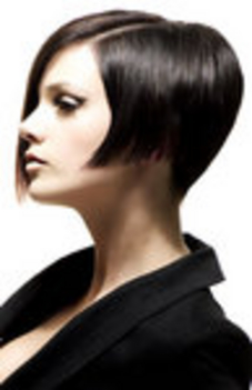 modern frizura