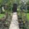 kert bejárat