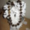53. nyaklánc kockagyöngyből