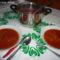 paradicsomleves karika tésztával