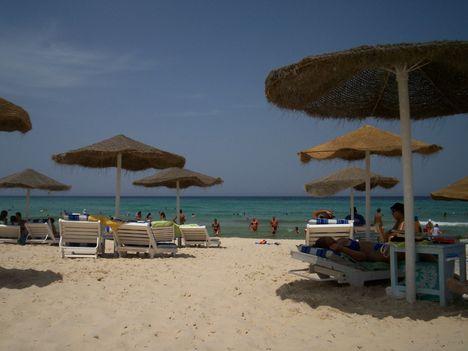 Tunézia Sousse utazás