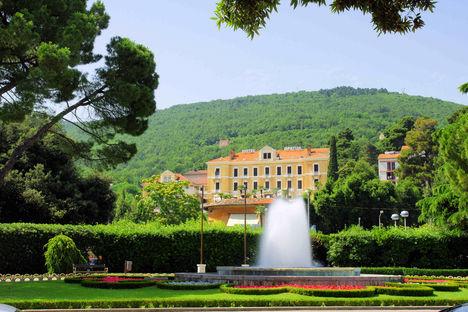Horvátország - Hotel Opatija