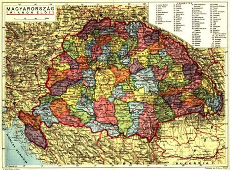 Magyarország 1920-ban