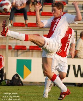 Ajax - Jan Vertonghen gyakorlatozik