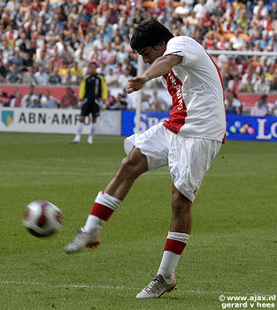 Ajax - Luis Suárez csapatkapitány