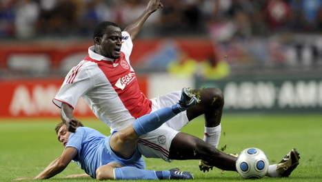 Ajax - Timothée Atouba nem szarozik
