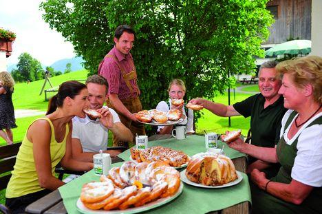 Falusi turizmus Ausztriában