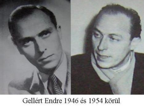 Gellért Endre