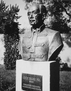 Gróf Teleki Pál, földrajztudós, kartográfus, Magyarország miniszterelnöke