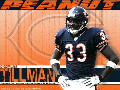 NFL háttérképek 04. - Charles Tillman